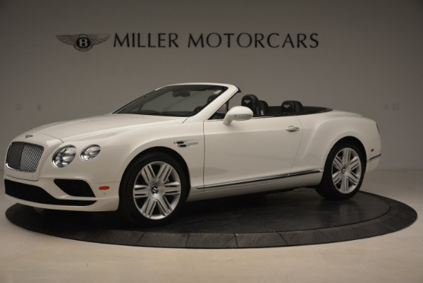 Used 2016 Bentley Continental GT V8 for sale Sold at Bugatti of Greenwich in Greenwich CT 06830 2