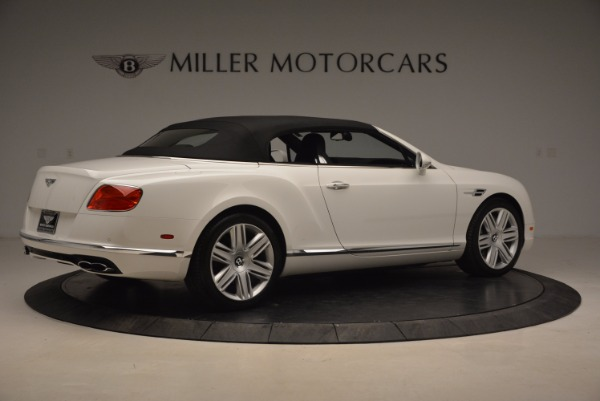 Used 2016 Bentley Continental GT V8 for sale Sold at Bugatti of Greenwich in Greenwich CT 06830 20