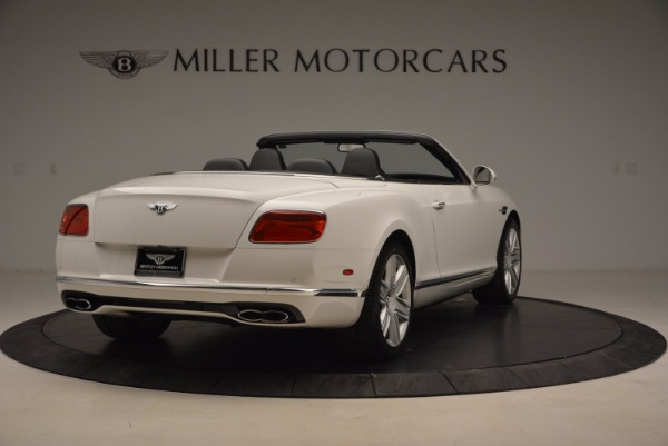 Used 2016 Bentley Continental GT V8 for sale Sold at Bugatti of Greenwich in Greenwich CT 06830 7