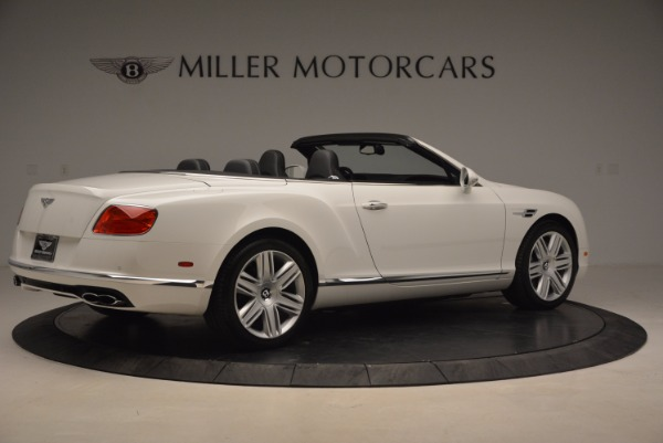 Used 2016 Bentley Continental GT V8 for sale Sold at Bugatti of Greenwich in Greenwich CT 06830 8