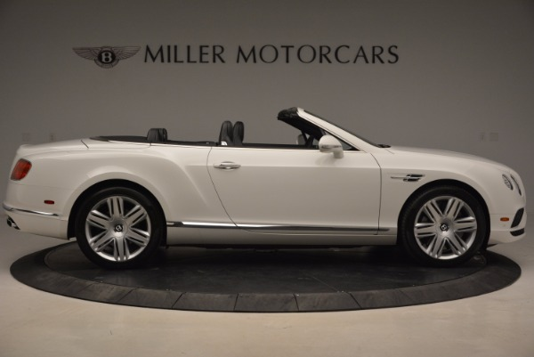 Used 2016 Bentley Continental GT V8 for sale Sold at Bugatti of Greenwich in Greenwich CT 06830 9