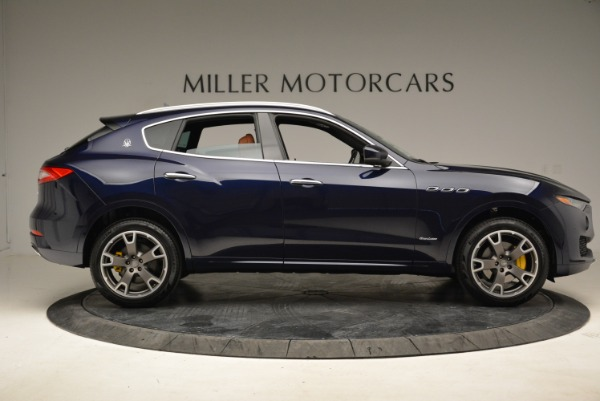 New 2018 Maserati Levante Q4 GranLusso for sale Sold at Bugatti of Greenwich in Greenwich CT 06830 10