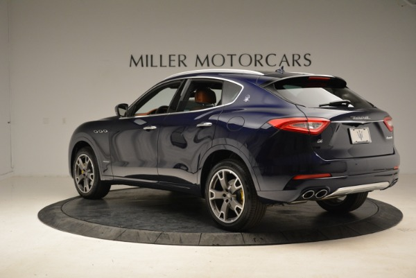 New 2018 Maserati Levante Q4 GranLusso for sale Sold at Bugatti of Greenwich in Greenwich CT 06830 6
