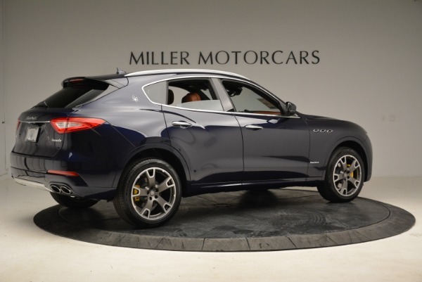 New 2018 Maserati Levante Q4 GranLusso for sale Sold at Bugatti of Greenwich in Greenwich CT 06830 9