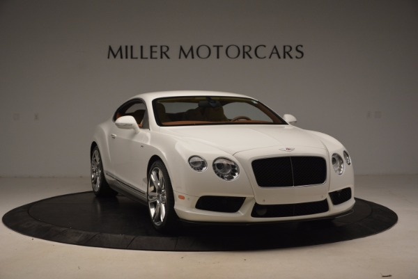 Used 2014 Bentley Continental GT V8 S for sale Sold at Bugatti of Greenwich in Greenwich CT 06830 11