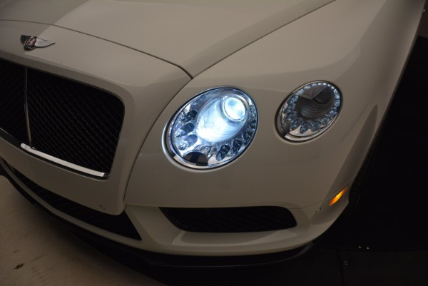 Used 2014 Bentley Continental GT V8 S for sale Sold at Bugatti of Greenwich in Greenwich CT 06830 16