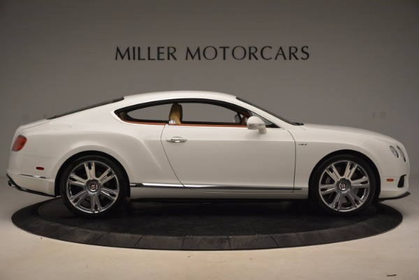 Used 2014 Bentley Continental GT V8 S for sale Sold at Bugatti of Greenwich in Greenwich CT 06830 9