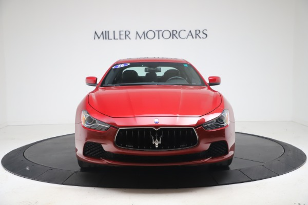 New 2016 Maserati Ghibli S Q4 for sale Sold at Bugatti of Greenwich in Greenwich CT 06830 12
