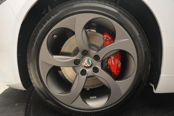 New 2018 Alfa Romeo Giulia Ti Sport Q4 for sale Sold at Bugatti of Greenwich in Greenwich CT 06830 14