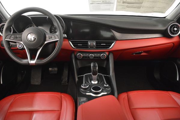 Used 2018 Alfa Romeo Giulia Q4 for sale Sold at Bugatti of Greenwich in Greenwich CT 06830 16