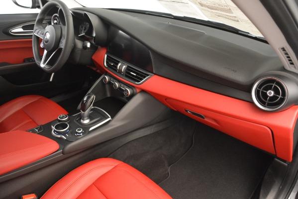 Used 2018 Alfa Romeo Giulia Q4 for sale Sold at Bugatti of Greenwich in Greenwich CT 06830 22