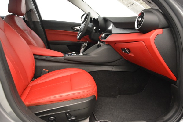 Used 2018 Alfa Romeo Giulia Q4 for sale Sold at Bugatti of Greenwich in Greenwich CT 06830 23