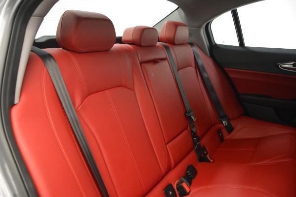 Used 2018 Alfa Romeo Giulia Q4 for sale Sold at Bugatti of Greenwich in Greenwich CT 06830 26