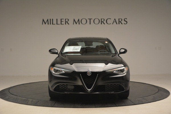 New 2018 Alfa Romeo Giulia Q4 for sale Sold at Bugatti of Greenwich in Greenwich CT 06830 12