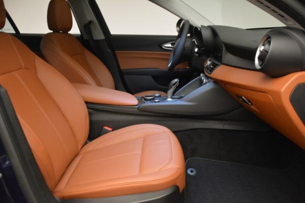 New 2018 Alfa Romeo Giulia Q4 for sale Sold at Bugatti of Greenwich in Greenwich CT 06830 19