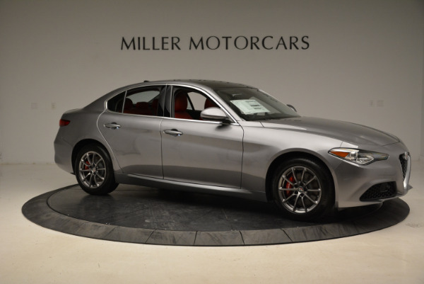 New 2018 Alfa Romeo Giulia Q4 for sale Sold at Bugatti of Greenwich in Greenwich CT 06830 10