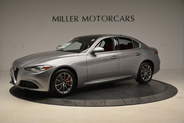 New 2018 Alfa Romeo Giulia Q4 for sale Sold at Bugatti of Greenwich in Greenwich CT 06830 2