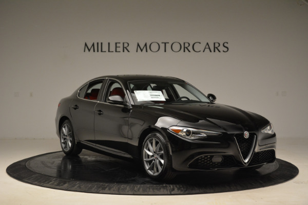 New 2018 Alfa Romeo Giulia Q4 for sale Sold at Bugatti of Greenwich in Greenwich CT 06830 11