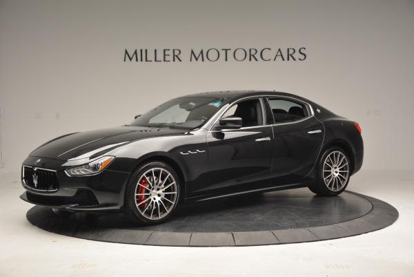 New 2016 Maserati Ghibli S Q4 for sale Sold at Bugatti of Greenwich in Greenwich CT 06830 2
