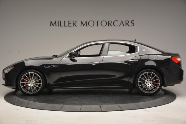 New 2016 Maserati Ghibli S Q4 for sale Sold at Bugatti of Greenwich in Greenwich CT 06830 3