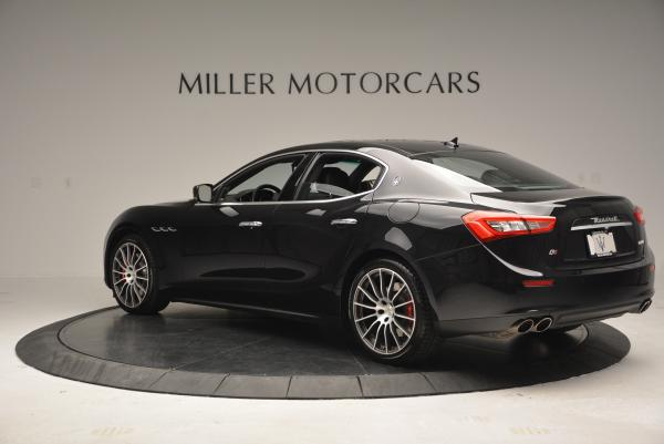 New 2016 Maserati Ghibli S Q4 for sale Sold at Bugatti of Greenwich in Greenwich CT 06830 4