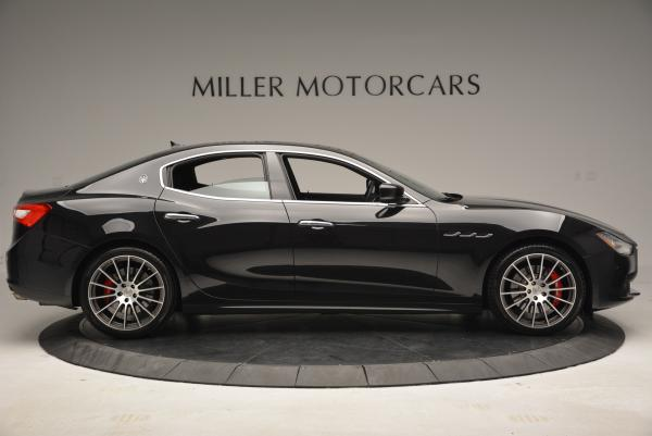 New 2016 Maserati Ghibli S Q4 for sale Sold at Bugatti of Greenwich in Greenwich CT 06830 9
