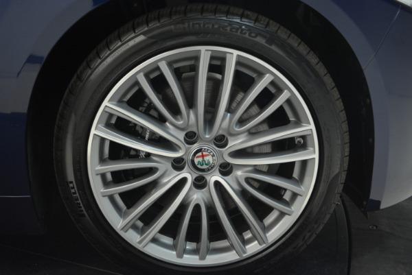 New 2018 Alfa Romeo Giulia Ti Lusso Q4 for sale Sold at Bugatti of Greenwich in Greenwich CT 06830 25