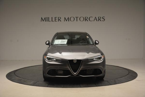 New 2018 Alfa Romeo Giulia Ti Sport Q4 for sale Sold at Bugatti of Greenwich in Greenwich CT 06830 12
