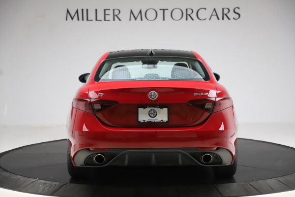 Used 2018 Alfa Romeo Giulia Ti Sport Q4 for sale $34,900 at Bugatti of Greenwich in Greenwich CT 06830 6
