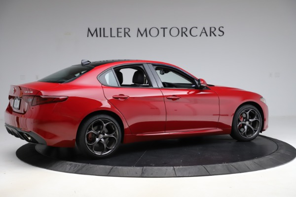 Used 2018 Alfa Romeo Giulia Ti Sport Q4 for sale $34,900 at Bugatti of Greenwich in Greenwich CT 06830 8