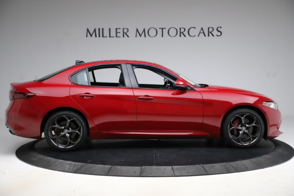 Used 2018 Alfa Romeo Giulia Ti Sport Q4 for sale $34,900 at Bugatti of Greenwich in Greenwich CT 06830 9