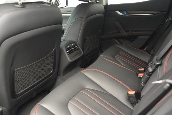 New 2016 Maserati Ghibli S Q4 for sale Sold at Bugatti of Greenwich in Greenwich CT 06830 16