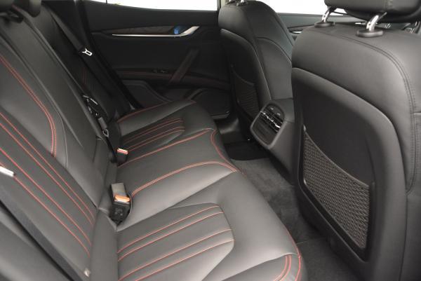 New 2016 Maserati Ghibli S Q4 for sale Sold at Bugatti of Greenwich in Greenwich CT 06830 23