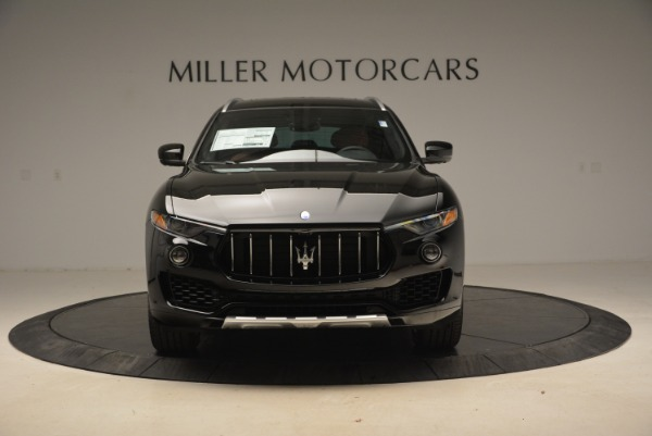 New 2018 Maserati Levante Q4 GranLusso for sale Sold at Bugatti of Greenwich in Greenwich CT 06830 12