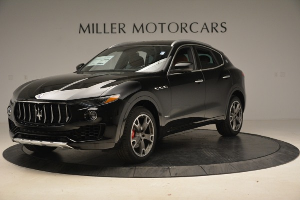 New 2018 Maserati Levante Q4 GranLusso for sale Sold at Bugatti of Greenwich in Greenwich CT 06830 2
