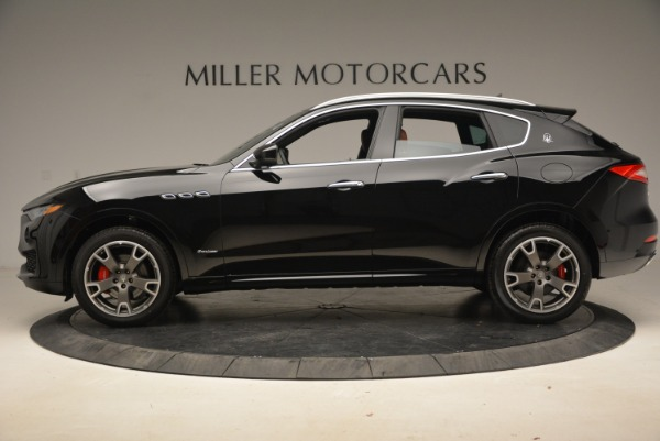 New 2018 Maserati Levante Q4 GranLusso for sale Sold at Bugatti of Greenwich in Greenwich CT 06830 3