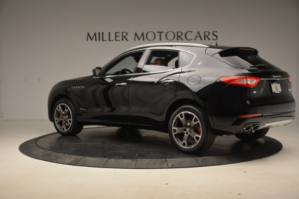 New 2018 Maserati Levante Q4 GranLusso for sale Sold at Bugatti of Greenwich in Greenwich CT 06830 4