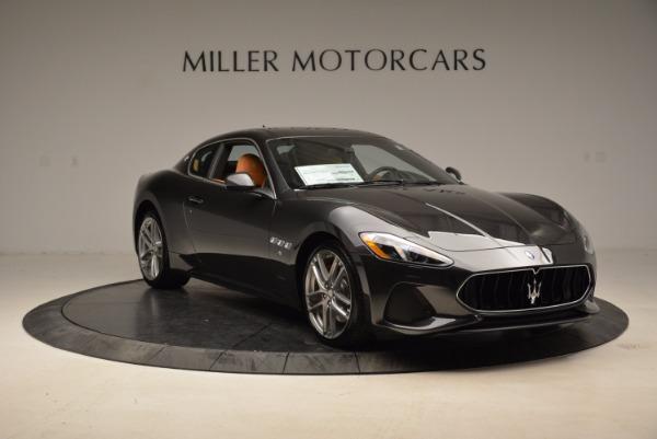 New 2018 Maserati GranTurismo Sport Coupe for sale Sold at Bugatti of Greenwich in Greenwich CT 06830 11