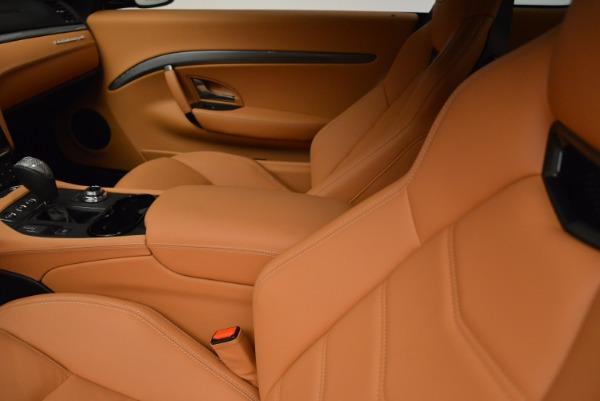 New 2018 Maserati GranTurismo Sport Coupe for sale Sold at Bugatti of Greenwich in Greenwich CT 06830 14
