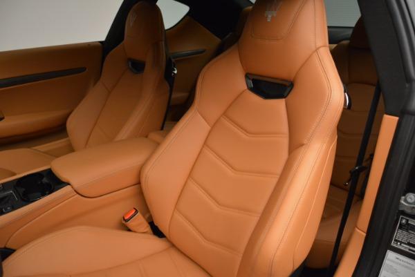 New 2018 Maserati GranTurismo Sport Coupe for sale Sold at Bugatti of Greenwich in Greenwich CT 06830 15