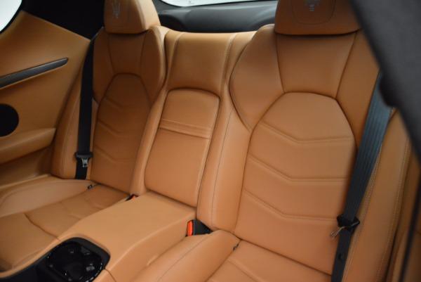 New 2018 Maserati GranTurismo Sport Coupe for sale Sold at Bugatti of Greenwich in Greenwich CT 06830 16