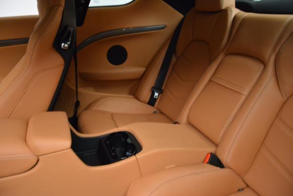 New 2018 Maserati GranTurismo Sport Coupe for sale Sold at Bugatti of Greenwich in Greenwich CT 06830 17