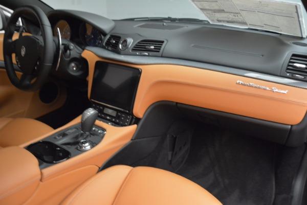 New 2018 Maserati GranTurismo Sport Coupe for sale Sold at Bugatti of Greenwich in Greenwich CT 06830 18