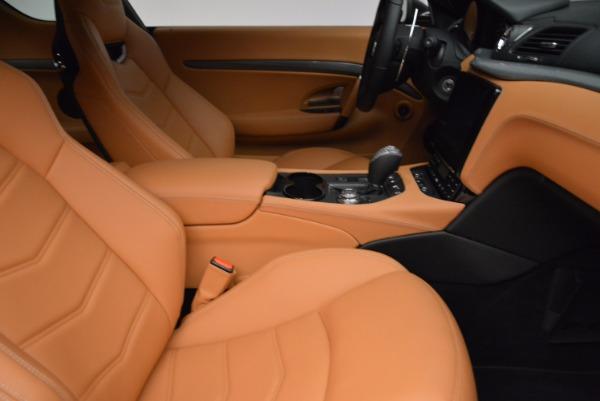 New 2018 Maserati GranTurismo Sport Coupe for sale Sold at Bugatti of Greenwich in Greenwich CT 06830 19