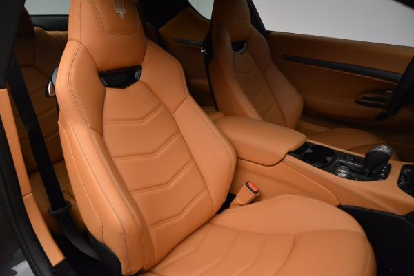New 2018 Maserati GranTurismo Sport Coupe for sale Sold at Bugatti of Greenwich in Greenwich CT 06830 20
