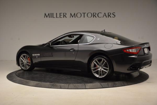 New 2018 Maserati GranTurismo Sport Coupe for sale Sold at Bugatti of Greenwich in Greenwich CT 06830 4