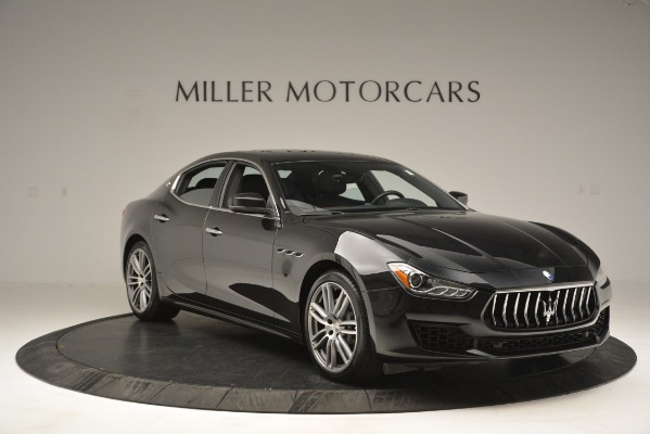 Used 2018 Maserati Ghibli S Q4 for sale Sold at Bugatti of Greenwich in Greenwich CT 06830 11