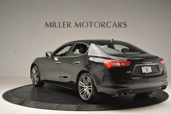 Used 2018 Maserati Ghibli S Q4 for sale Sold at Bugatti of Greenwich in Greenwich CT 06830 5