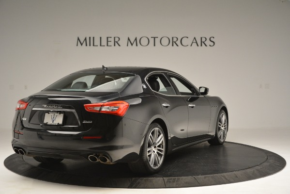Used 2018 Maserati Ghibli S Q4 for sale Sold at Bugatti of Greenwich in Greenwich CT 06830 7
