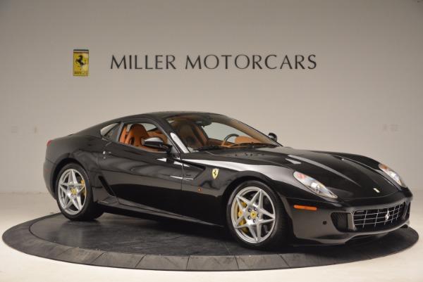 Used 2008 Ferrari 599 GTB Fiorano for sale Sold at Bugatti of Greenwich in Greenwich CT 06830 10